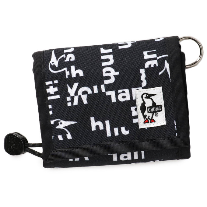 CHUMS チャムス 財布 リサイクル マルチ ウォレット Recycle Multi Wallet 2m50cm 17