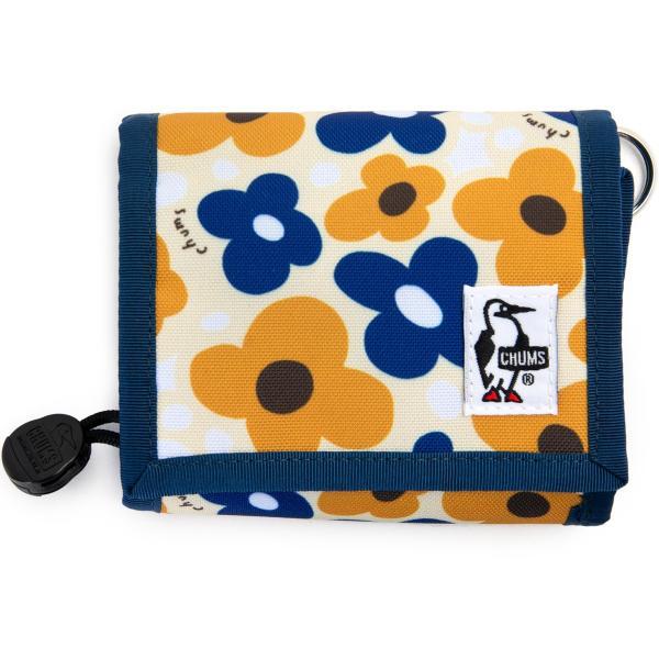 CHUMS チャムス 財布 エコ マルチ ウォレット Eco Multi Wallet|2m50cm|15