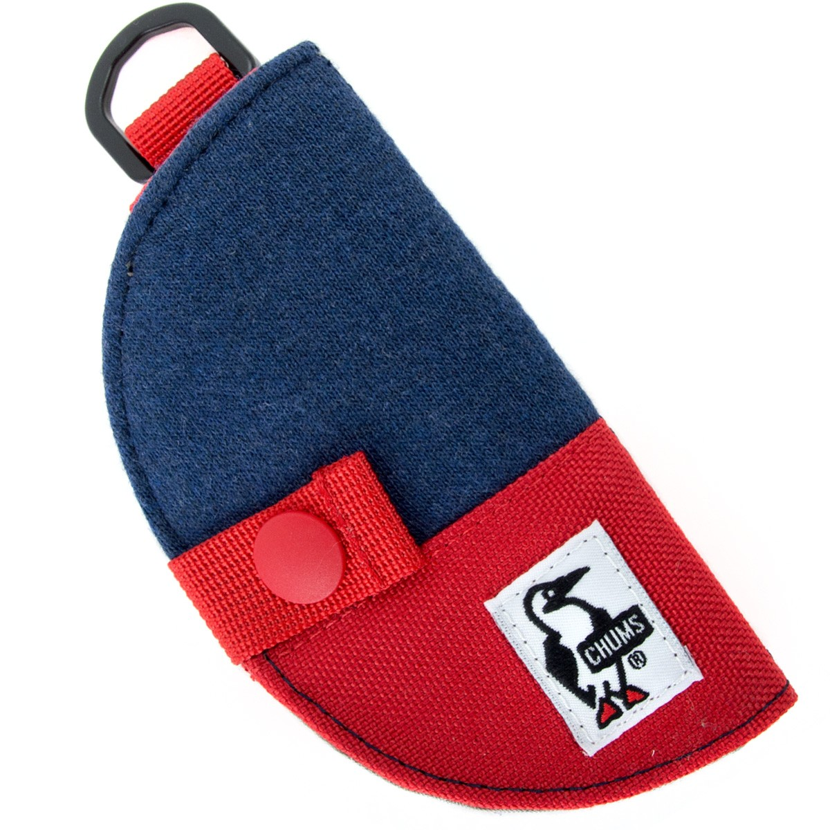 CHUMS Half-moon Key Case