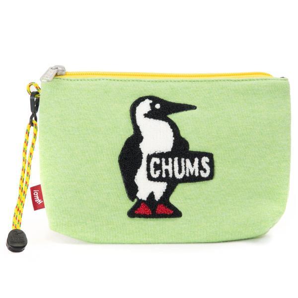 チャムス CHUMS ポーチ Medium Pouch Sweat ミディアムポーチ スウェット|2m50cm|20