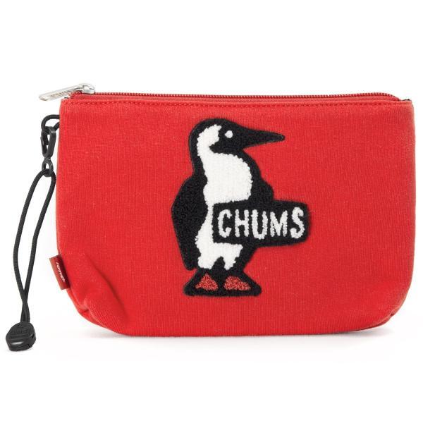 チャムス CHUMS ポーチ Medium Pouch Sweat ミディアムポーチ スウェット|2m50cm|21