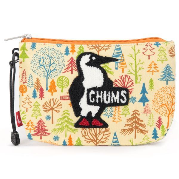 チャムス CHUMS ポーチ Medium Pouch Sweat ミディアムポーチ スウェット|2m50cm|22