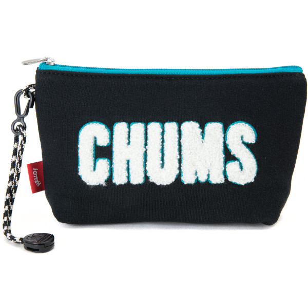 チャムス CHUMS ポーチ Little Pouch Sweat リトルポーチ スウェット|2m50cm|17