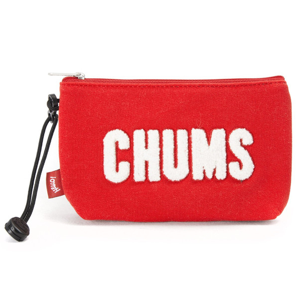 チャムス CHUMS ポーチ Little Pouch Sweat リトルポーチ スウェット|2m50cm|22