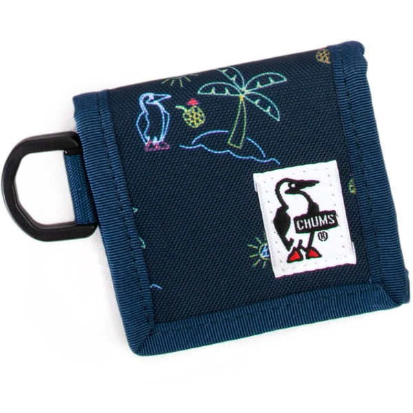 CHUMS ECO LITTLE COIN CASE エコリトルコインケース|2m50cm|18