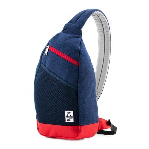 チャムス CHUMS ボディバッグ Body Bag|2m50cm|18