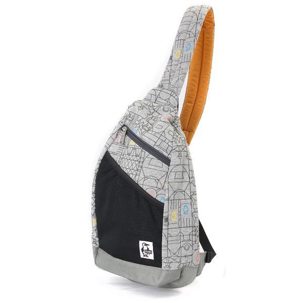 チャムス CHUMS ボディバッグ Body Bag|2m50cm|19
