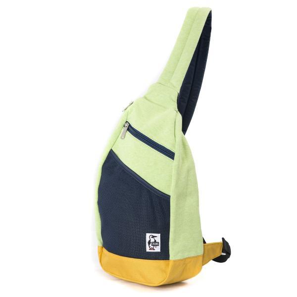 チャムス CHUMS ボディバッグ Body Bag|2m50cm|15