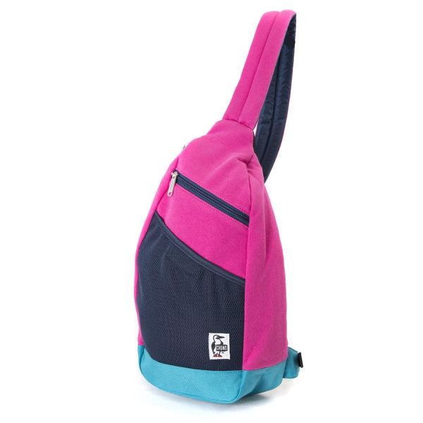 チャムス CHUMS ボディバッグ Body Bag|2m50cm|16