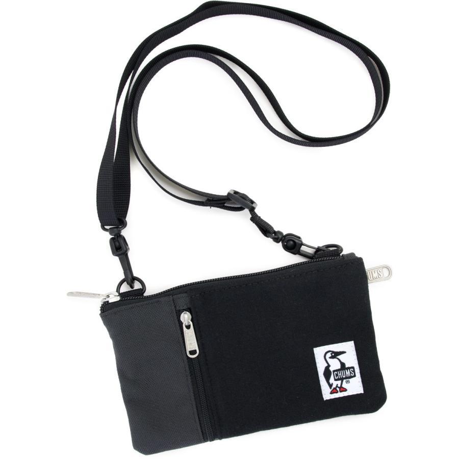 スマホポーチ チャムス CHUMS スマートフォン ショルダー Smart Phone Shoulder|2m50cm|21