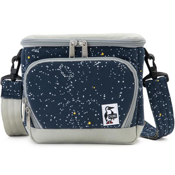 チャムス CHUMS ボックスカメラバッグ Box Camera Bag|2m50cm|27