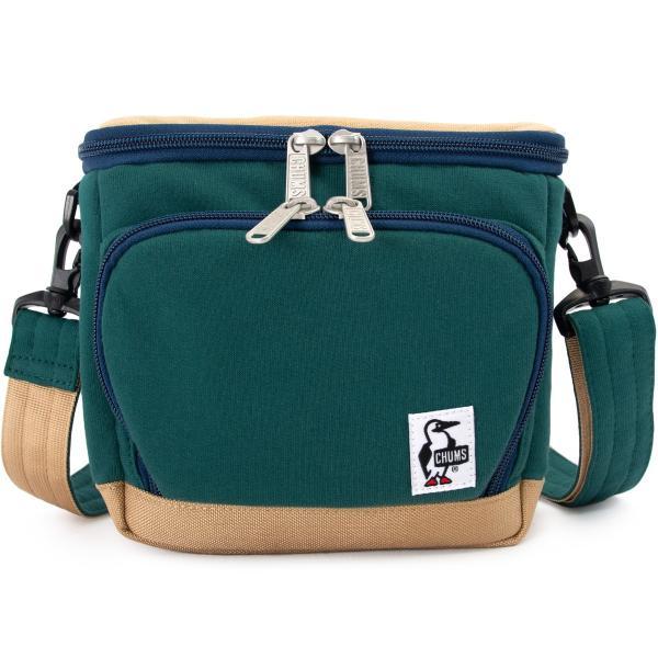 チャムス CHUMS ボックスカメラバッグ Box Camera Bag|2m50cm|30