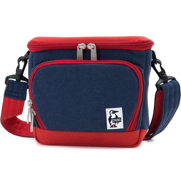 チャムス CHUMS ボックスカメラバッグ Box Camera Bag|2m50cm|24