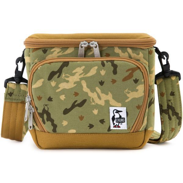 チャムス CHUMS ボックスカメラバッグ Box Camera Bag|2m50cm|29