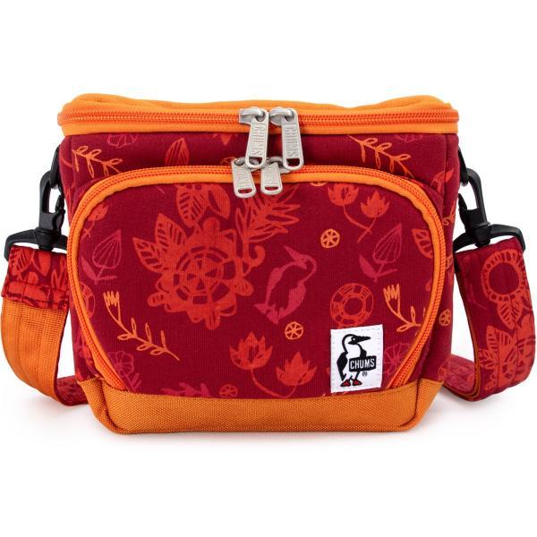 チャムス CHUMS ボックスカメラバッグ Box Camera Bag|2m50cm|32