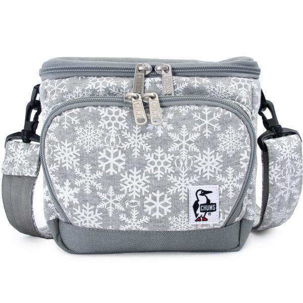 チャムス CHUMS ボックスカメラバッグ Box Camera Bag|2m50cm|33