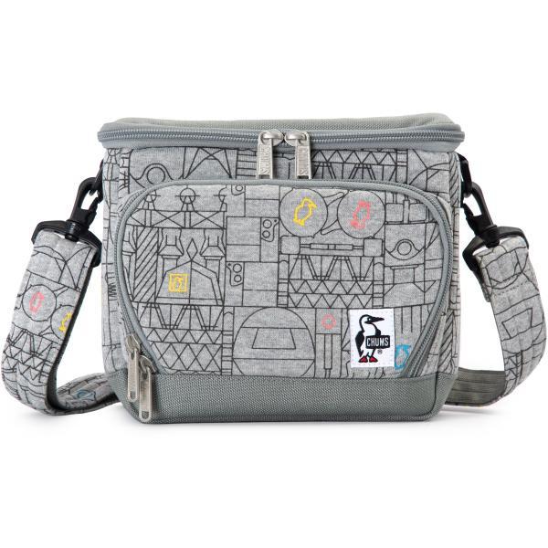 チャムス CHUMS ボックスカメラバッグ Box Camera Bag|2m50cm|19