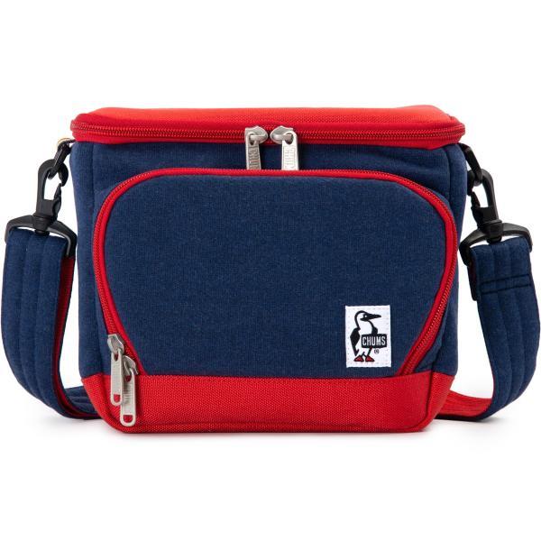 チャムス CHUMS ボックスカメラバッグ Box Camera Bag|2m50cm|14
