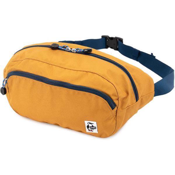 チャムス CHUMS ウエストパック Eco Oval Waist Pack ボディバッグ|2m50cm|22