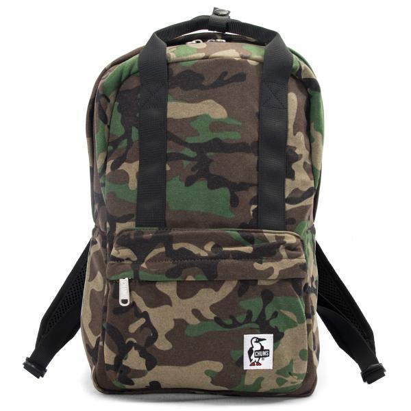 チャムス CHUMS デイパック Sandy Pocket Day Pack サンディーポケットデイパック|2m50cm|17