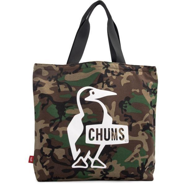 チャムス CHUMS トート Sandy Booby Logo Tote Bag サンディー ブービー ロゴ トートバッグ|2m50cm|16