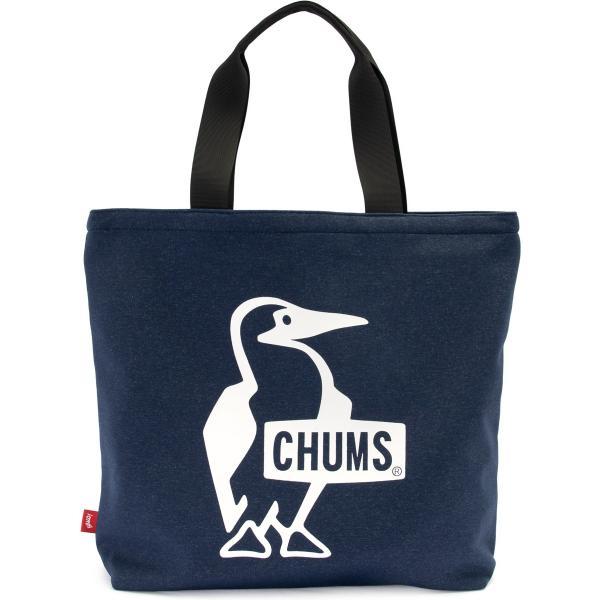 チャムス CHUMS トート Sandy Booby Logo Tote Bag サンディー ブービー ロゴ トートバッグ|2m50cm|15