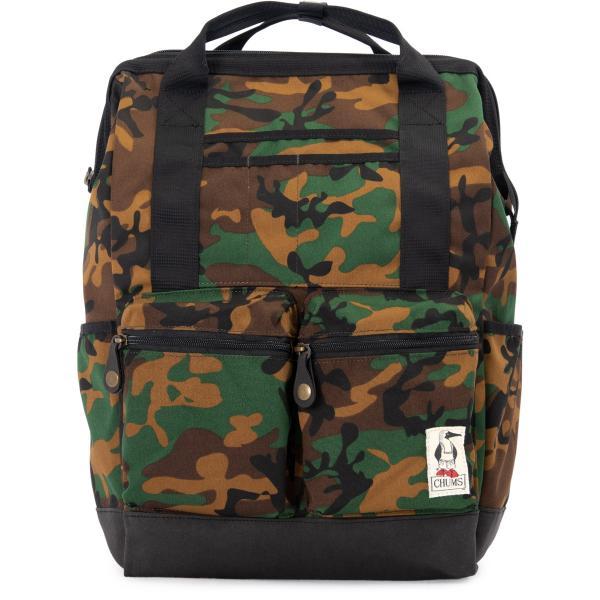 チャムス CHUMS ボーズマン ツールバックパック Bozeman Tool Backpack リュック|2m50cm|13