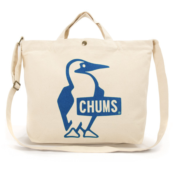 CHUMS チャムス ショルダーバッグ ブービー キャンバス ショルダー booby canvas shoulder|2m50cm|13