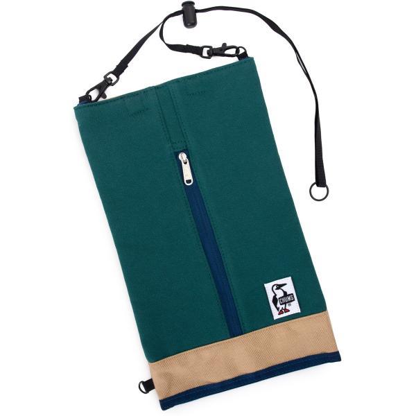 CHUMS チャムス Box Tissue Cover ボックスティッシュカバー|2m50cm|21