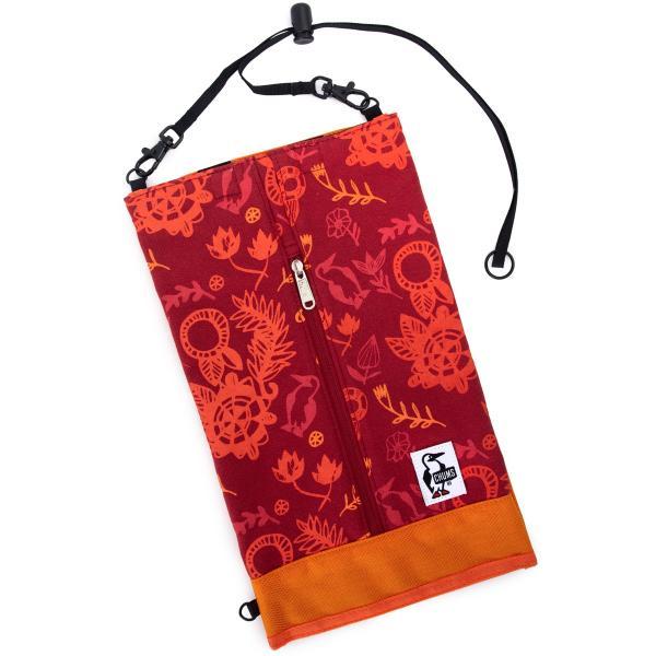 CHUMS チャムス Box Tissue Cover ボックスティッシュカバー|2m50cm|24