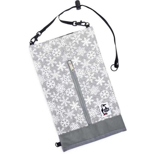 CHUMS チャムス Box Tissue Cover ボックスティッシュカバー|2m50cm|25