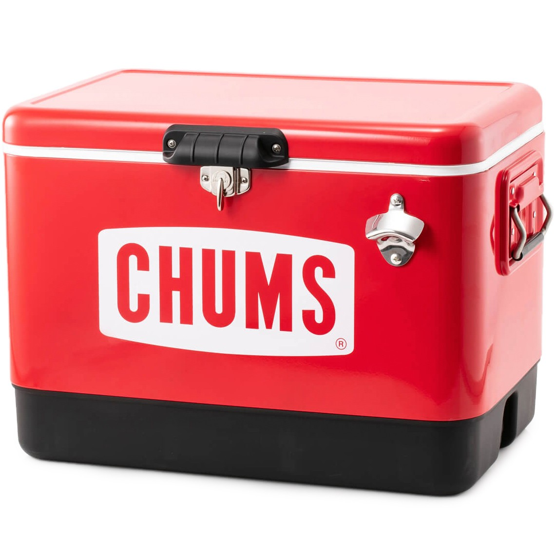 CHUMS Steel Cooler Box 54L スチール クーラーボックス
