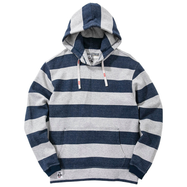 CHUMS チャムス パーカー Logo Tape Pull Over Parka|2m50cm|10