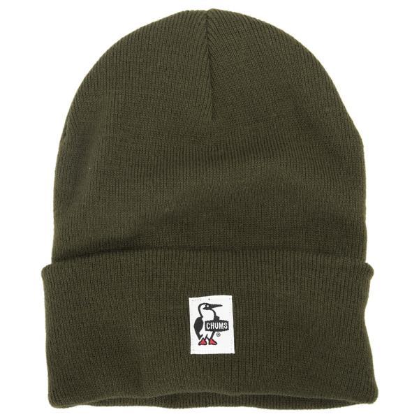 CHUMS チャムス ニット帽 KNIT CAP|2m50cm|09