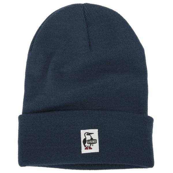 CHUMS チャムス ニット帽 KNIT CAP|2m50cm|10
