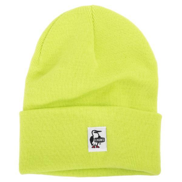 CHUMS チャムス ニット帽 KNIT CAP|2m50cm|12