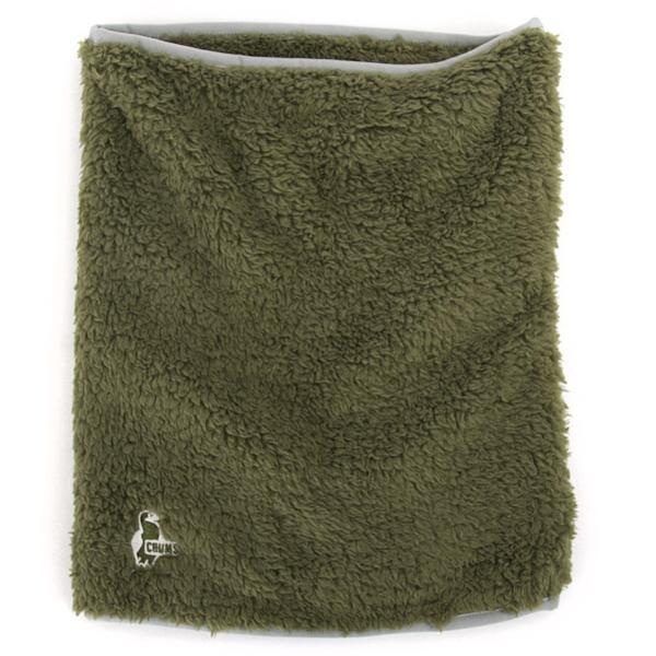 CHUMS チャムス フリース エルモ ネックウォーマー ロング Fleece Elmo Neck Warmer Long|2m50cm|12