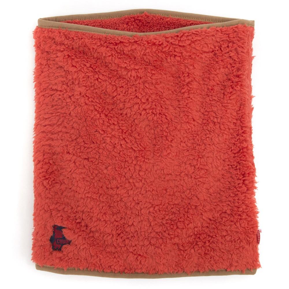 CHUMS Fleece Elmo Neck Warmer long