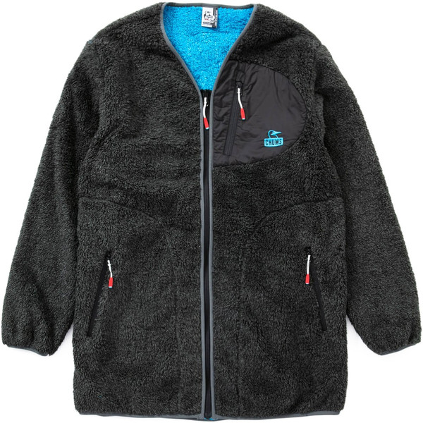 CHUMS チャムス コート Bonding Fleece Coat|2m50cm|12