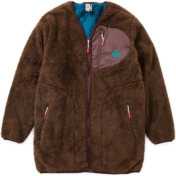 CHUMS チャムス コート Bonding Fleece Coat|2m50cm|11