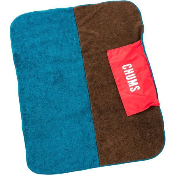 CHUMS チャムス Bonding Fleece Blanket ボンディングフリース ブランケット|2m50cm|08
