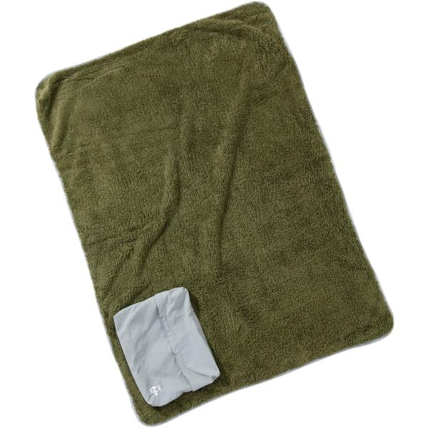 CHUMS チャムス Fleece Elmo Packable Blanket フリース エルモ パッカブル ブランケット|2m50cm|15