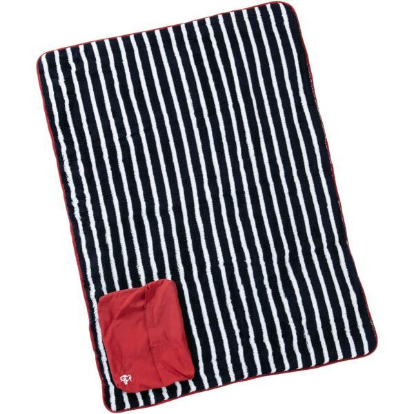 CHUMS チャムス Fleece Elmo Packable Blanket フリース エルモ パッカブル ブランケット|2m50cm|13