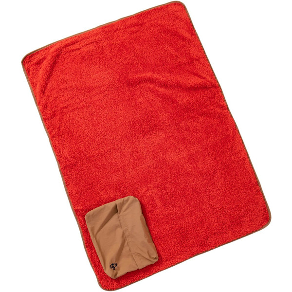 CHUMS チャムス Fleece Elmo Packable Blanket フリース エルモ パッカブル ブランケット|2m50cm|12