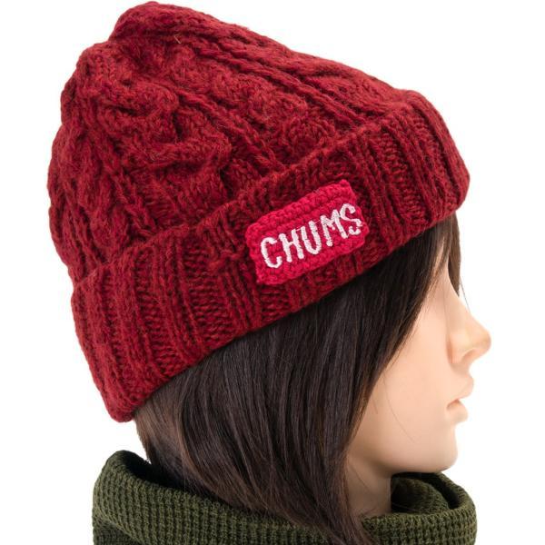 ニット帽 CHUMS チャムス Nepal Knit Watch ネパール ニットワッチ|2m50cm|14