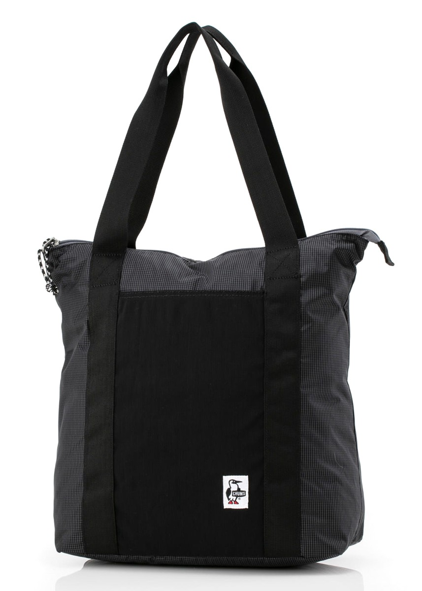 チャムス CHUMS Easy-Go Zipper Tote