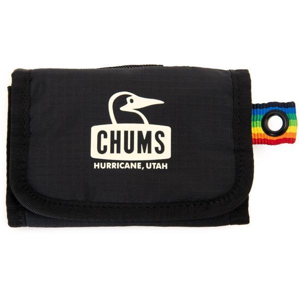 財布 チャムス CHUMS Spring Dale Trifold Wallet スプリングデールトリフォルドウォレット|2m50cm|14
