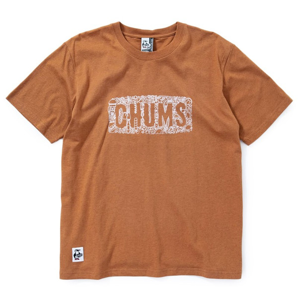 CHUMS Beach T-Shirt チャムス ビーチ Tシャツ|2m50cm|12