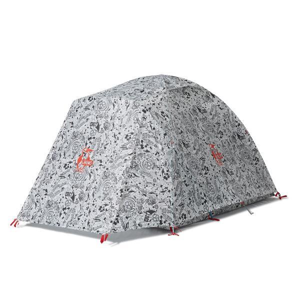 テント CHUMS Beetle Tent III チャムス ビートル テント 2人用|2m50cm|15
