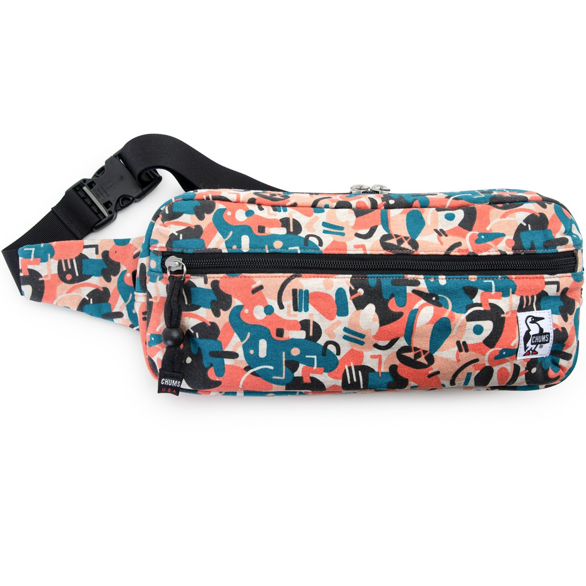 CHUMS Square Waist Bag Sweat